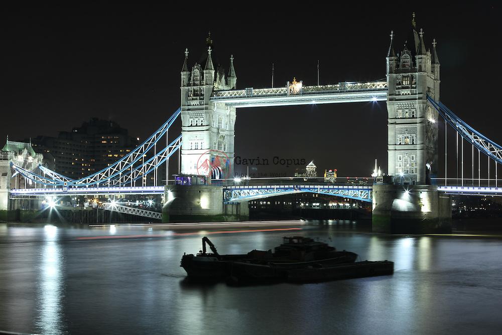 Tower Bridge, London, River Thames, London