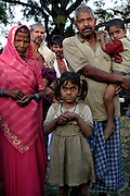 A local dalit family in Ghazipur district of Uttar Pradesh