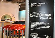 BMW M1 Hommage.Media Preview .Melbourne International Motorshow.Melbourne Exhibition Centre.Clarendon St, Southbank, Melbourne .Friday 27th of February 2009.(C) Joel Strickland Photographics.