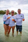 Paul Gauguin Cruises, Motu, Tahaa, French Polynesia