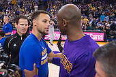 20151124 - Los Angeles Lakers @ Golden State Warriors