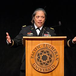 . . . and Justice For All - Lt. Col. Celia FlorCruz