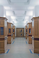 Margaret Thatcher Hospital, Chelsea, London, interior