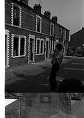 1969 Views: Beslfast Barricades - Falls Rd + Clonard