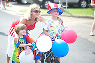 4th of July parade in Oxford, Miss. on Thursday, July 4, 2013.