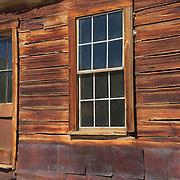 Wood Shack Facade - Bodie, CA