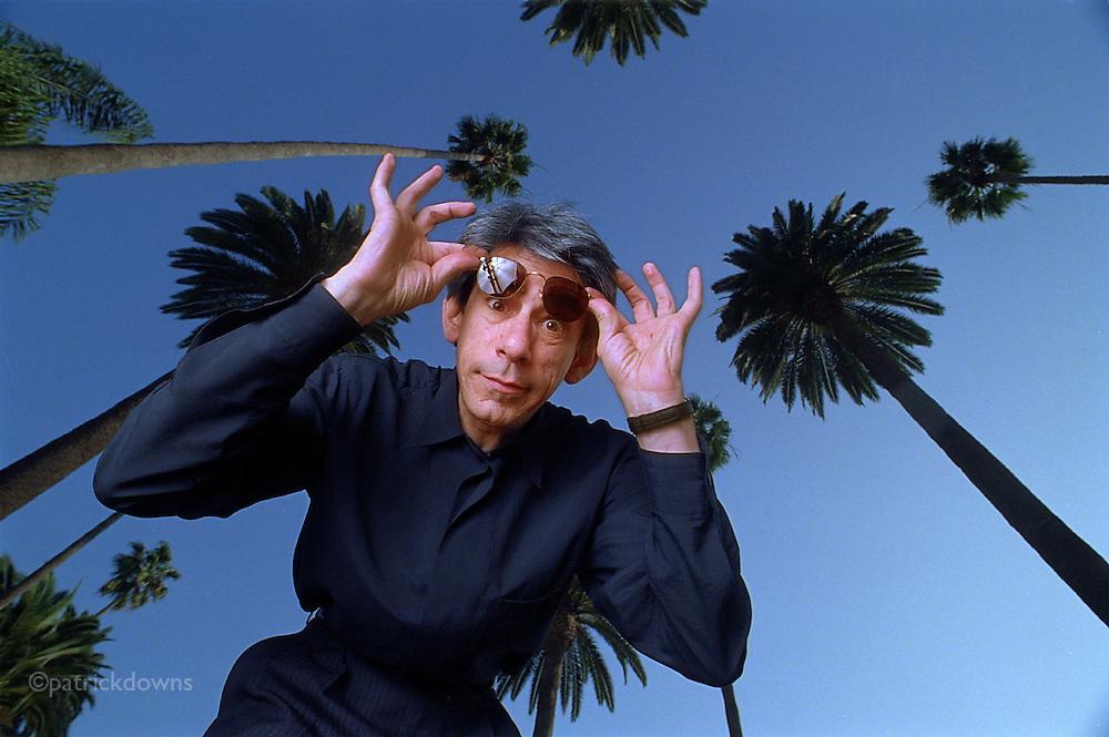 Comedian/actor Richard Belzer |  Beverly Hills, CA
