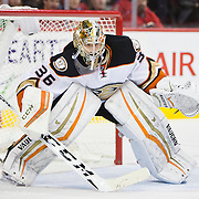 Anaheim Ducks at Calgary Flames December 29th, 2015