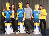 5/6/2015 - Fox Sports - Simpsons Soccer Photos