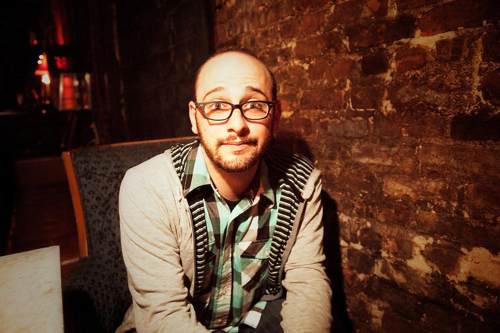 Josh Gondelman - Lasers in the Jungle - Luca Lounge - April 19, 2012