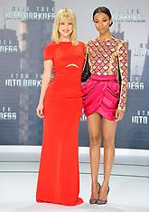 APR 29 2013 Star Trek Into Darkness - Berlin Premiere