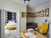 Warsaw Poland . Apartment interior professional photography by Piotr Gesicki