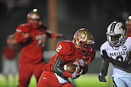Lafayette High's D.K. Buford (2) vs. Duval Charter in Oxford, Miss. on Friday, September 7, 2012. Lafayette High won 69-0.
