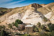 Hiking the Abraham Path around Jericho over the West Bank of Palestine