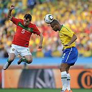 Brazil v Portugal