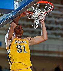 2012-13 A&T Men vs Eastern Kentucky University