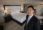 Steve Choe, GM of  Intercontinental Los Angeles