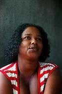 Woman in Yumuri, Guantanamo, Cuba.