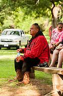 Caddo Indians, Native Americans, Caddo Nation Vice Chairman Philip Smith, J T Morrow Pow Wow, Binger Oklahoma