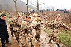 JAN 11 2013 Landslide hit Gaopo Village