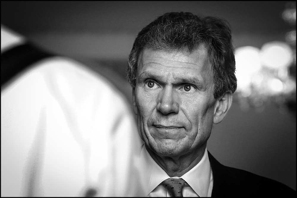 Senator Majority Leader Tom Daschle.  10/17/01..©PF BENTLEY/PFPIX.com