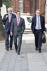 2016-09-22 Former Tesco Directors appear at Westminster Magistrates Court
