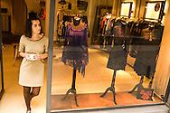 Galata fashion retailer Lilpud Boutique, Galata, Istanbul, Turkey