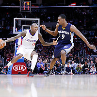 02-23 GRIZZLIES AT CLIPPERS