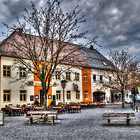 Bad Aibling city center