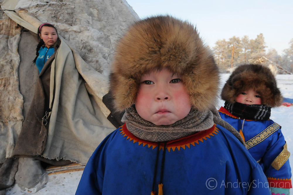 The Nenets from Yamal, Russia