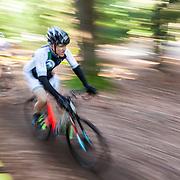PE00344-00...WASHINGTON - Cyclocross bicycle race in Seattle.