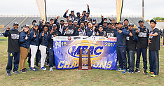 2017 A&T Men's MEAC Outdoor Track & Field Champions