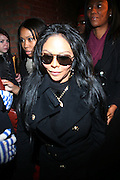 "Lil' Kim at The Russell Simmons and Spike Lee  co-hosted""I AM C.H.A.N.G.E!"" Get out the Vote Party presented by The Source Magazine and The HipHop Summit Action Network held at Home on October 30, 2008 in New York City"
