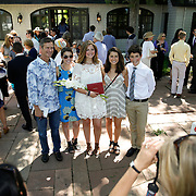 SHOT 6/2/16 11:18:30 AM - Colorado Academy Class of 2016 Commencement ceremonies at the Denver, Co. private school. The school graduated 88 seniors this year and the event capped a week filled with awards, tributes, and celebrations for the outgoing senior class. (Photo by Marc Piscotty / © 2016)