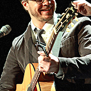 Amos Lee at the Moore Theatre 1-20-2011