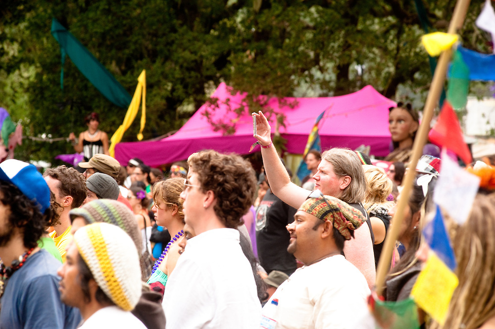 Laytonville, CA, September 17-19, 2010 - Earthdance 2010 says thank you and goodbye to eight years at Black Oak Ranch.  2011 will take the festival to its new home, the Solano County Fairgrounds, in Vallejo, CA.