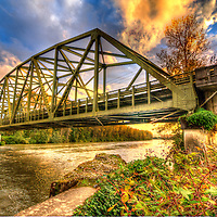 Lewis St. Bridge, Monroe, WA