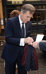 Anthony Andrews attends Shooting Stars Book Launch Party at The London Film Museum, Covent Gardens, London on Tuesday 19 May 2015
