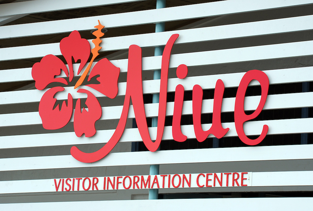 Niue Visitor Information Centre, Pacific Mission 2012, Alofi, Niue, Wednesday, July 25, 2012. Credit:SNPA / Ross Setford
