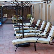Kasbah Ait Ben Damiette, hotel, near Skoura, Morocco.