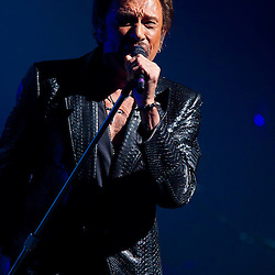 MTP Johnny Hallyday, Oct 7, 2012