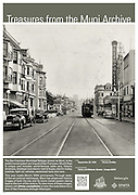 Looking East on Union Street From East of Webster Street | September 25, 1936