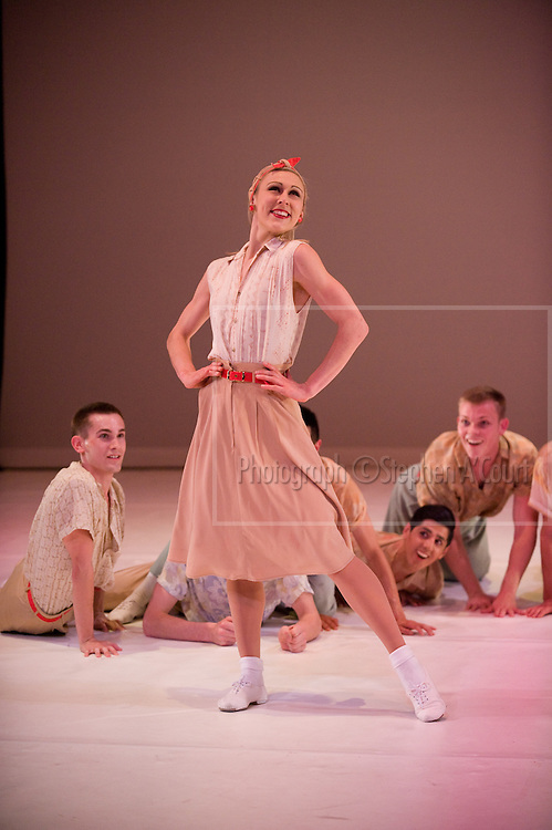 Coverage of the Graduation Season 2011 performances by the New Zealand School of Dance.