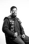 Daniel Losoya<br /> Army<br /> Sergeant<br /> Combat Medic<br /> Oct. 28, 2004 - Sept. 13, 2012<br /> OIF, OEF<br /> <br /> Veterans Portrait Project<br /> Austin, TX