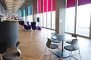 442 design work in the BBC Scotland multi purpose room at the office and studio space overlooking the Clyde in Glasgow. Interior design work by 442 design. 23rd October 2014<br /> <br /> Photograph by Alex Hewitt<br /> alex.hewitt@gmail.com<br /> 07789 871540