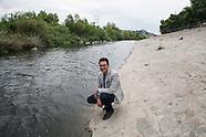 Omar Brownson, Executive Director of LA River Revitalization Corporation.