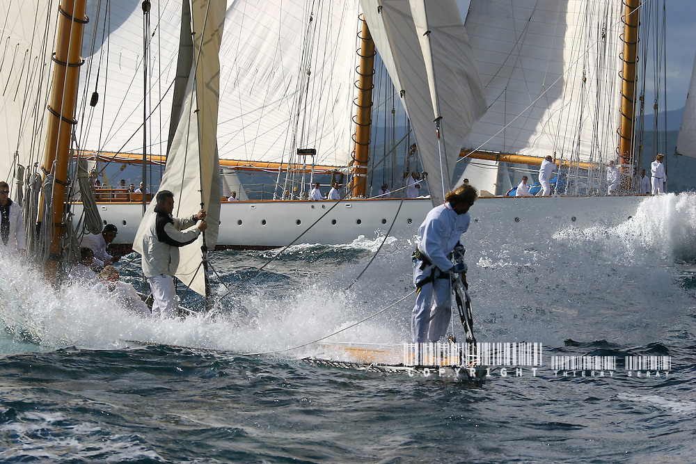 Les Voiles de Saint Tropez: The Spirit Of Sailing