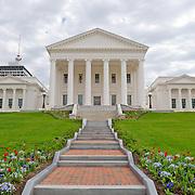 Virginia State Capitol / Richmond / Virginia / United States