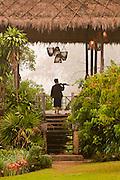 Lisu Lodge in rural Chiang Mai, Thailand.