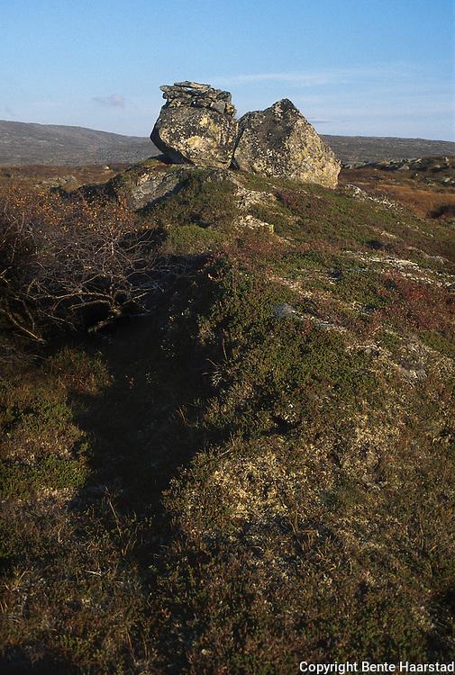 Hellig sted i sørsamisk område, Lierne i Nord-Trøndelag.